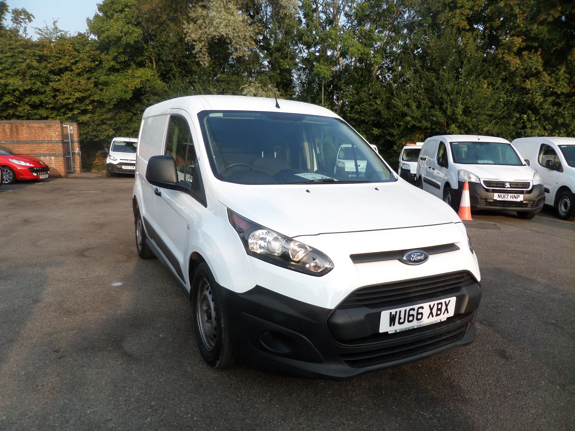 2016 Ford Transit Connect 1.5 Tdci 75Ps Van Euro 6 (WU66XBX)