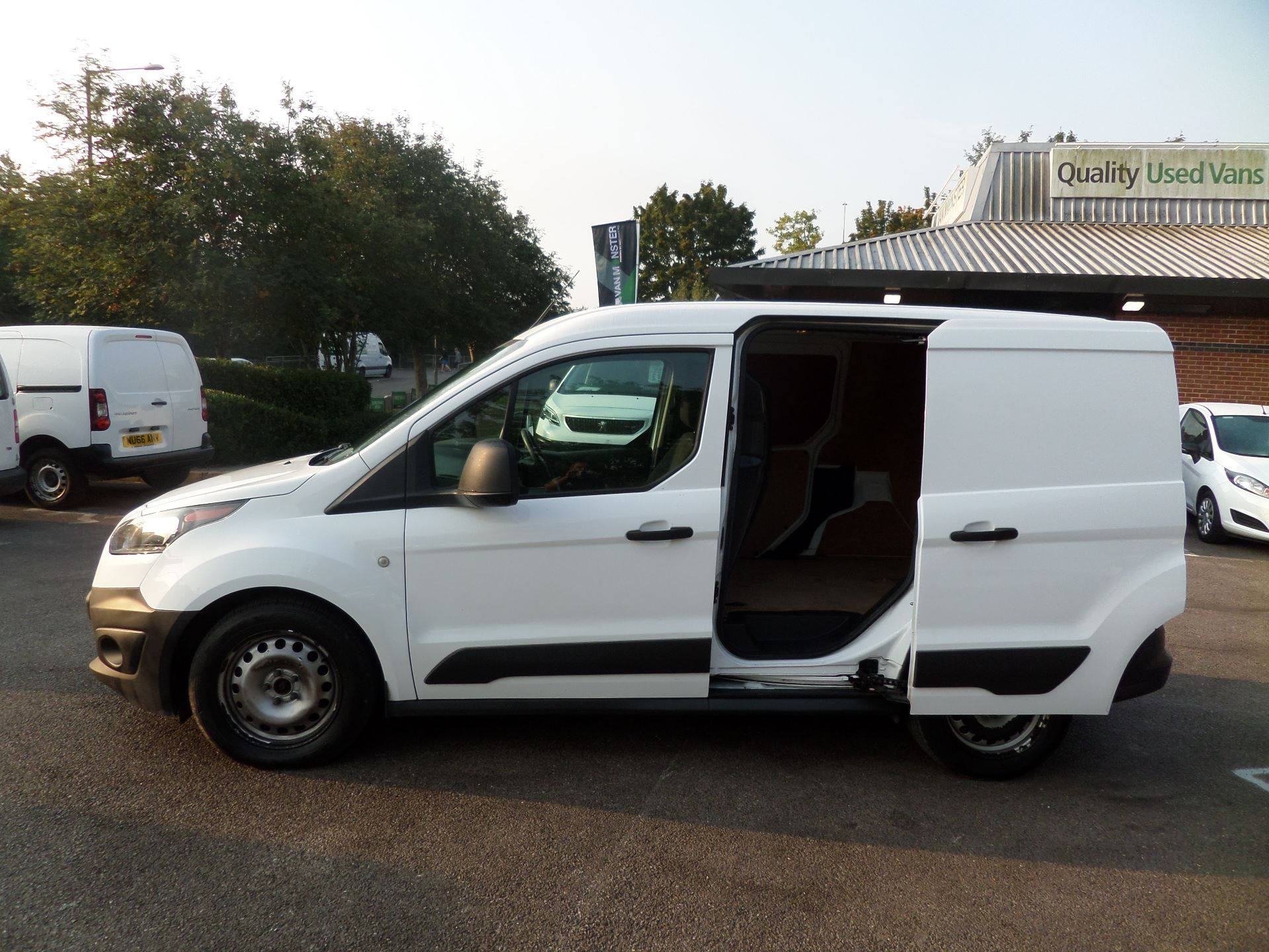 2016 Ford Transit Connect 1.5 Tdci 75Ps Van Euro 6 (WU66XBX) Image 7