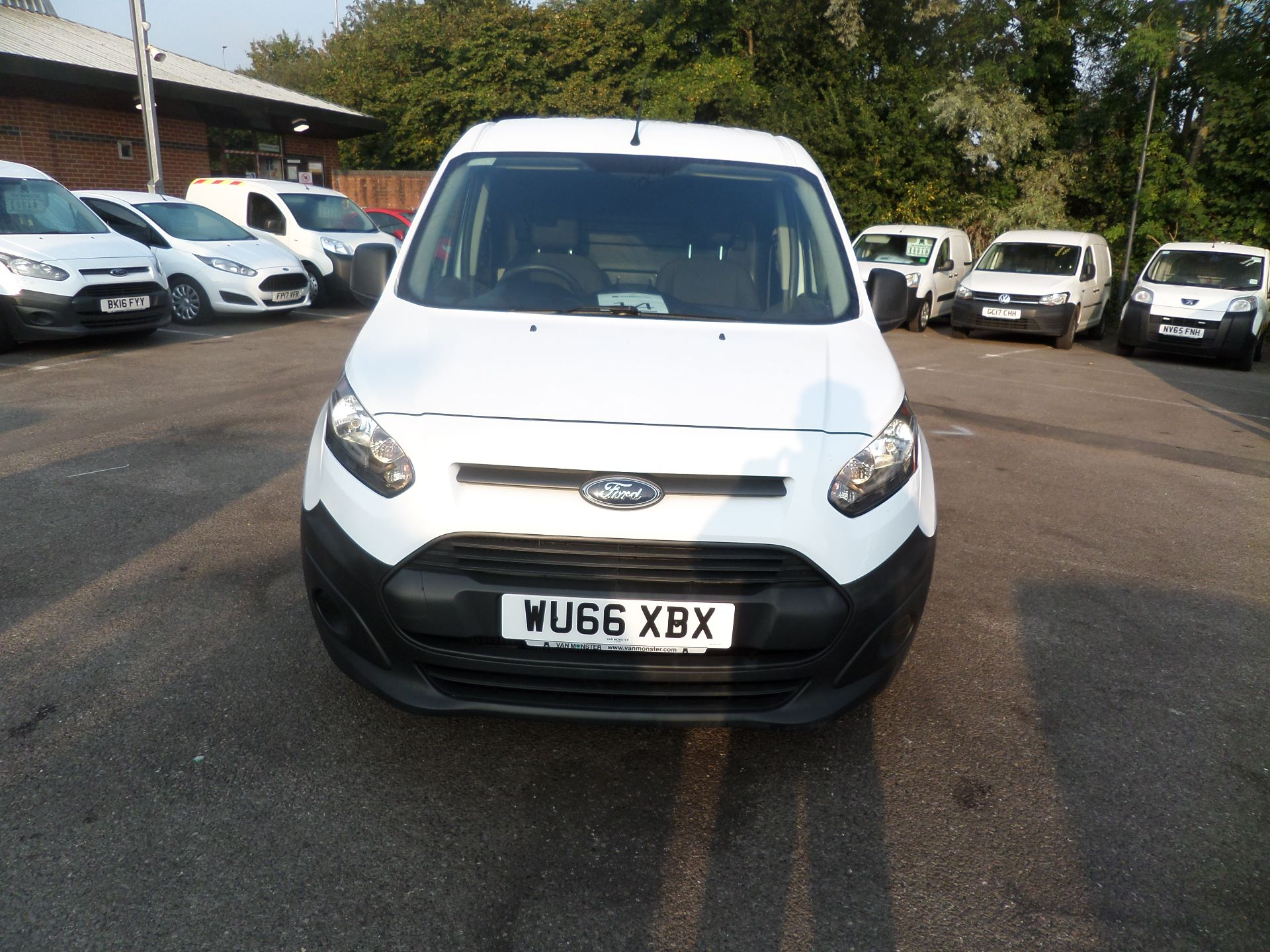 2016 Ford Transit Connect 1.5 Tdci 75Ps Van Euro 6 (WU66XBX) Image 10