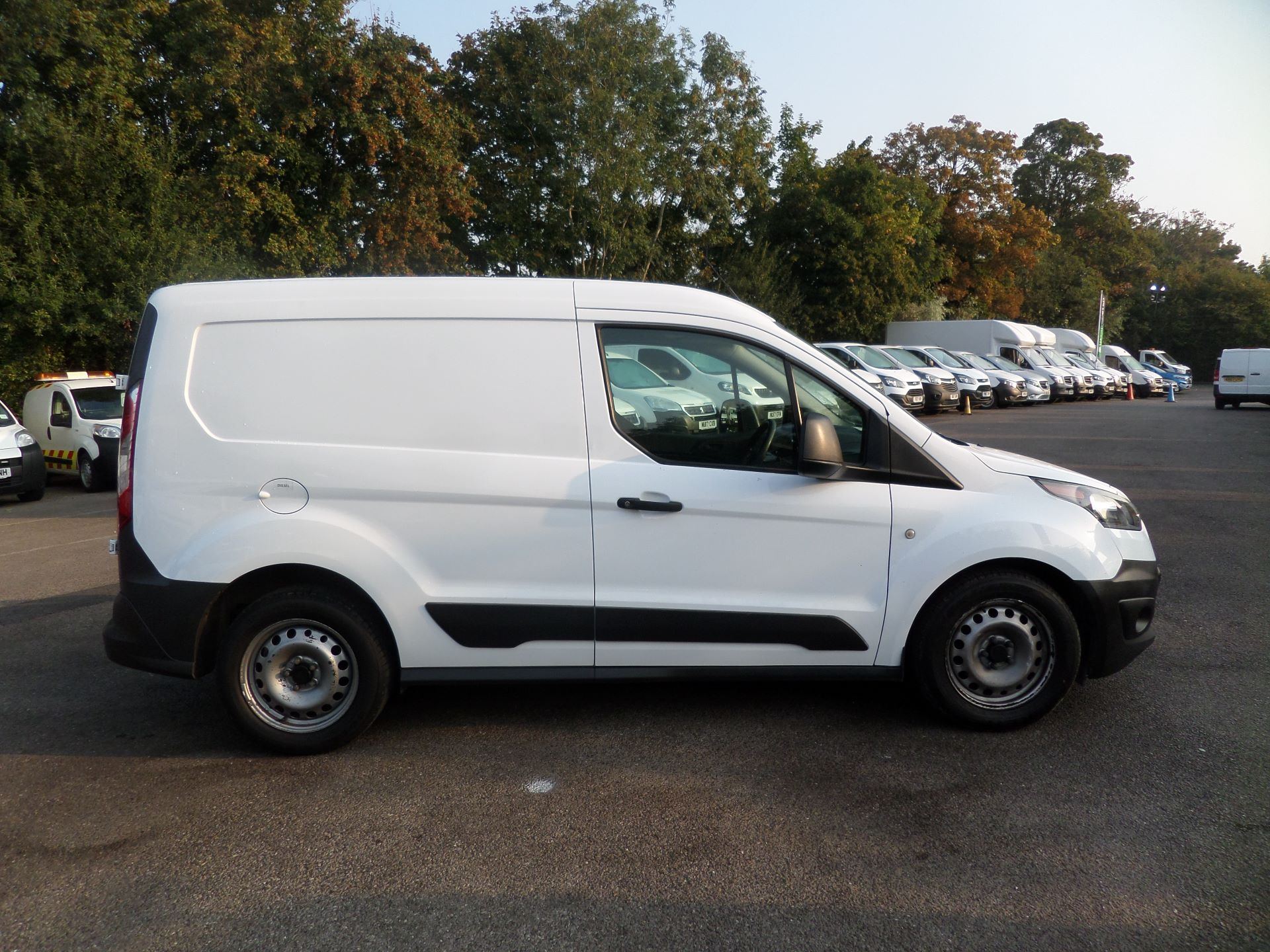 2016 Ford Transit Connect 1.5 Tdci 75Ps Van Euro 6 (WU66XBX) Thumbnail 2