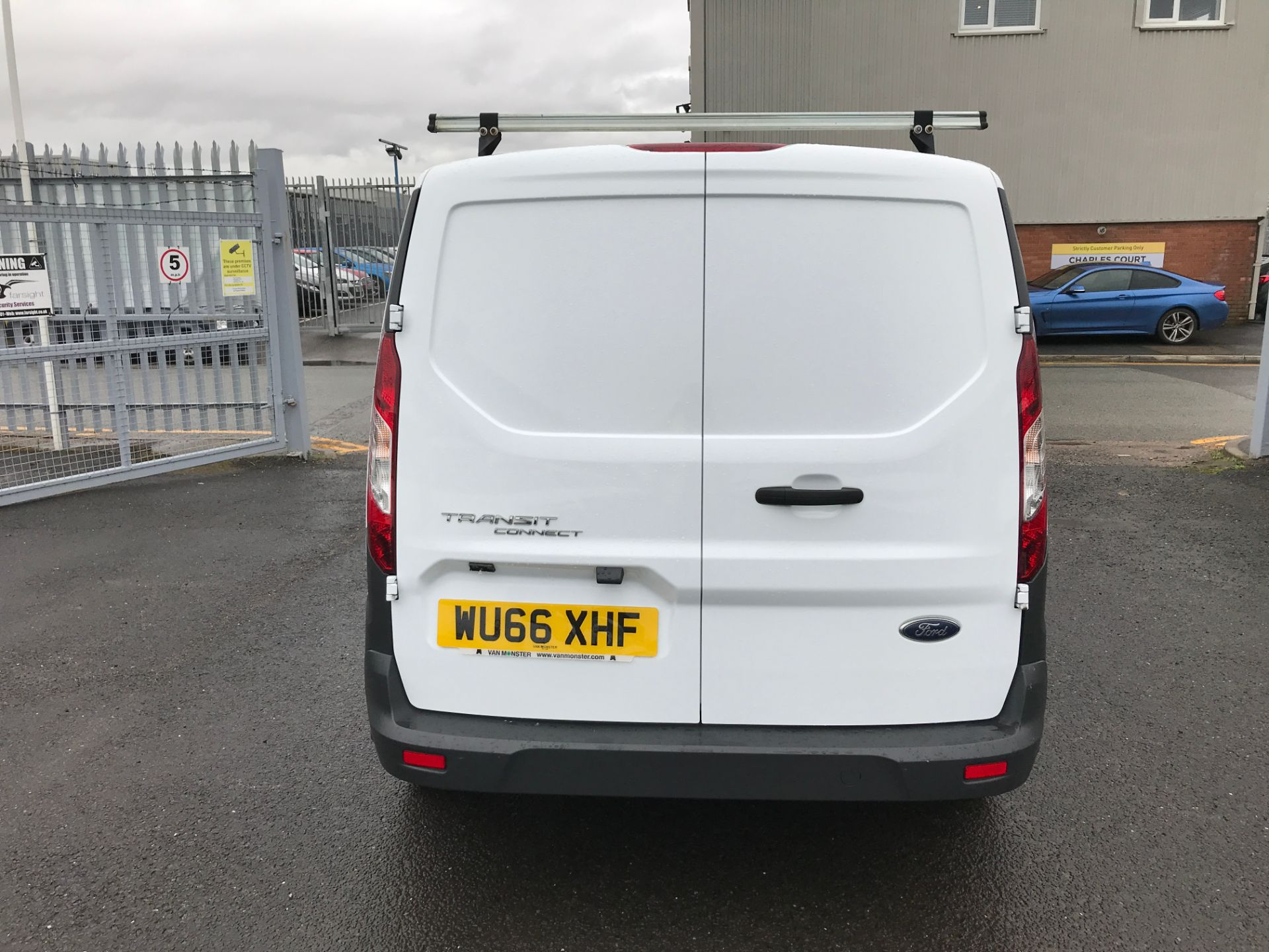 2016 Ford Transit Connect T200 L1 H1 1.5TDCI 75PS EURO 6 (WU66XHF) Image 9