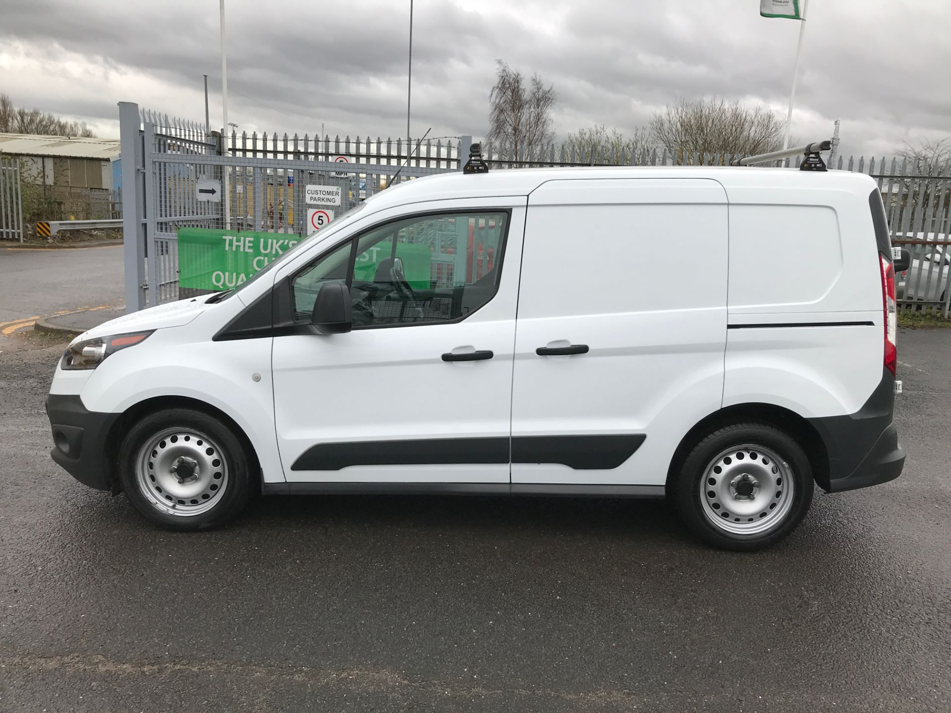 2016 Ford Transit Connect T200 L1 H1 1.5TDCI 75PS EURO 6 (WU66XHF) Image 11