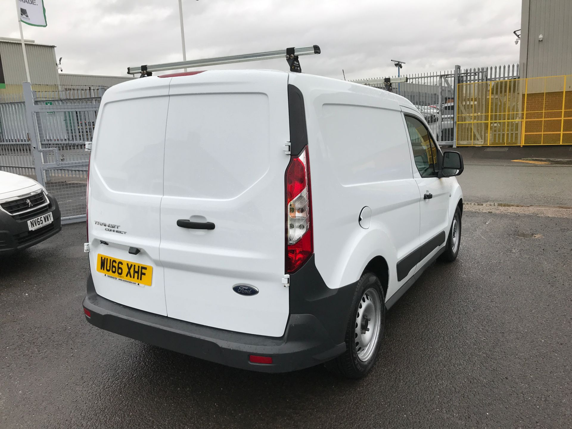 2016 Ford Transit Connect T200 L1 H1 1.5TDCI 75PS EURO 6 (WU66XHF) Image 8