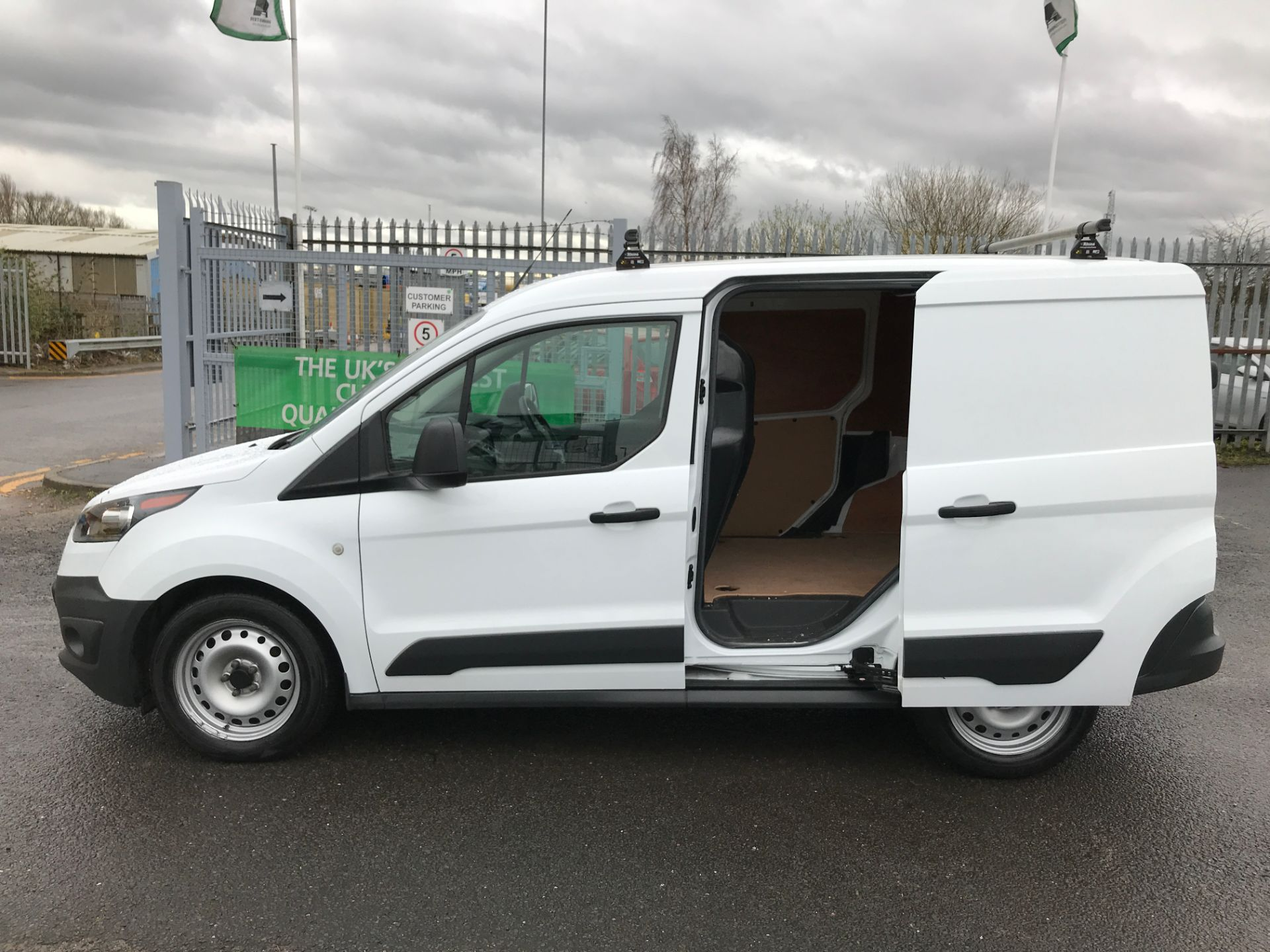 2016 Ford Transit Connect T200 L1 H1 1.5TDCI 75PS EURO 6 (WU66XHF) Image 18