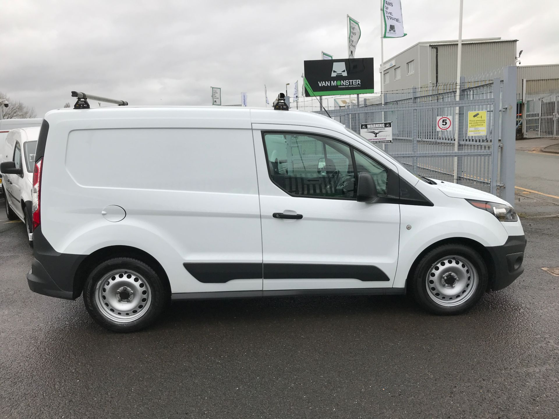2016 Ford Transit Connect T200 L1 H1 1.5TDCI 75PS EURO 6 (WU66XHF) Image 7