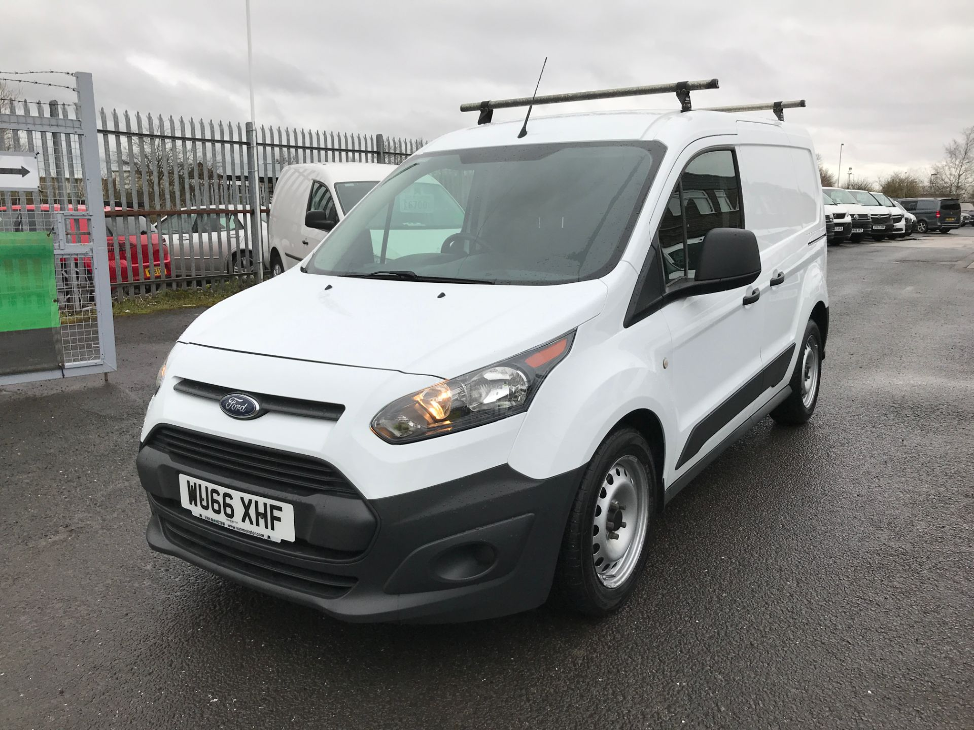 2016 Ford Transit Connect T200 L1 H1 1.5TDCI 75PS EURO 6 (WU66XHF) Image 13