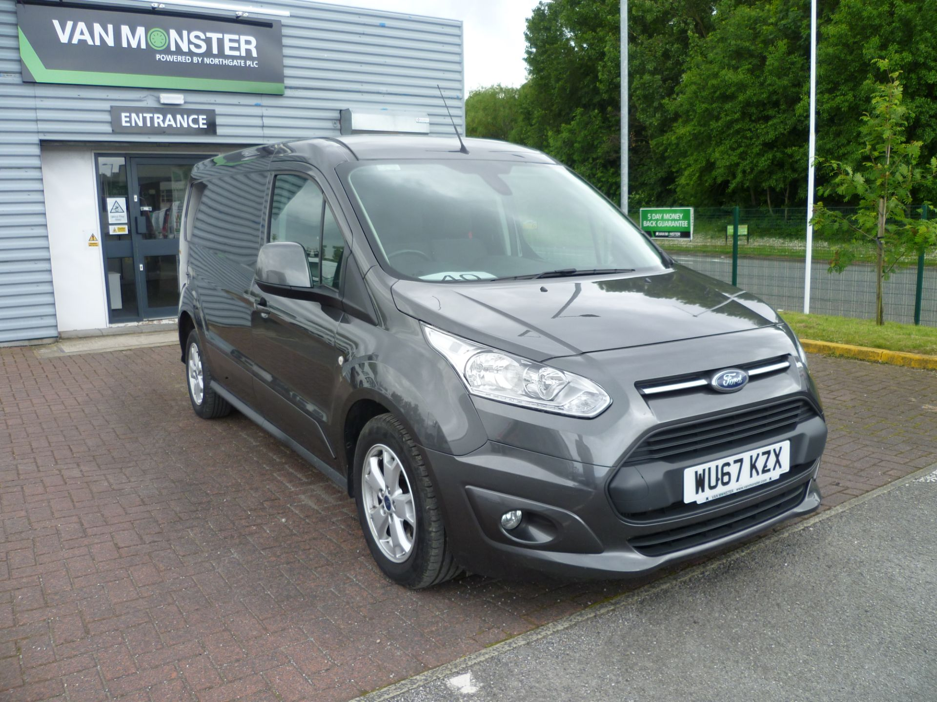 2017 Ford Transit Connect T240 L2 H1 120PS LIMTED EURO 6  (WU67KZX)