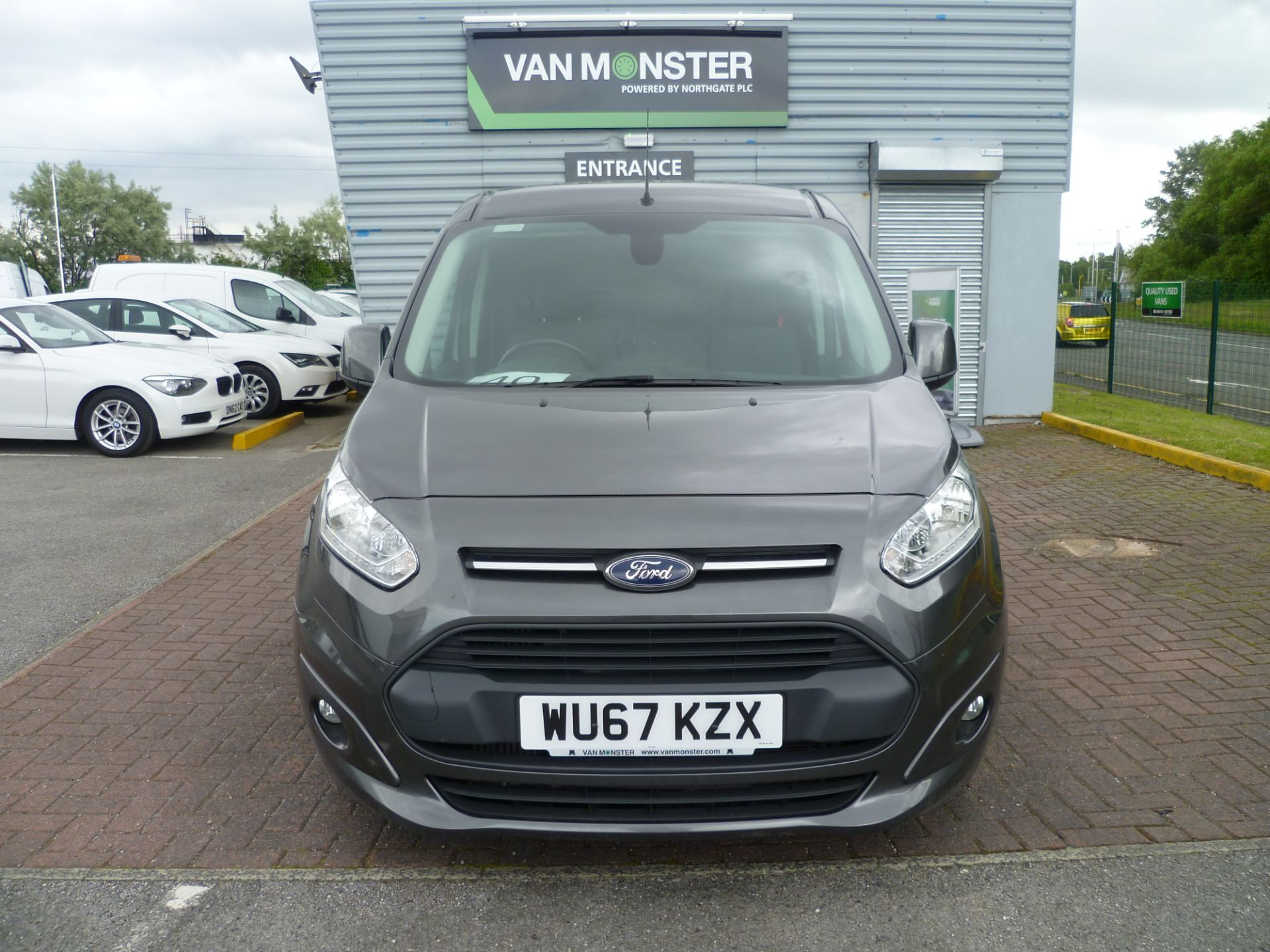 2017 Ford Transit Connect T240 L2 H1 120PS LIMTED EURO 6  (WU67KZX) Image 3