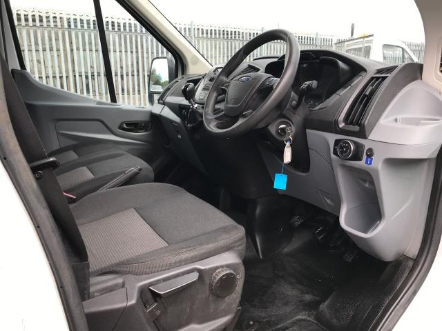 2017 Ford Transit T350 DOUBLE CAB TIPPER 130PS EURO 6 (WU67ZCL) Image 17