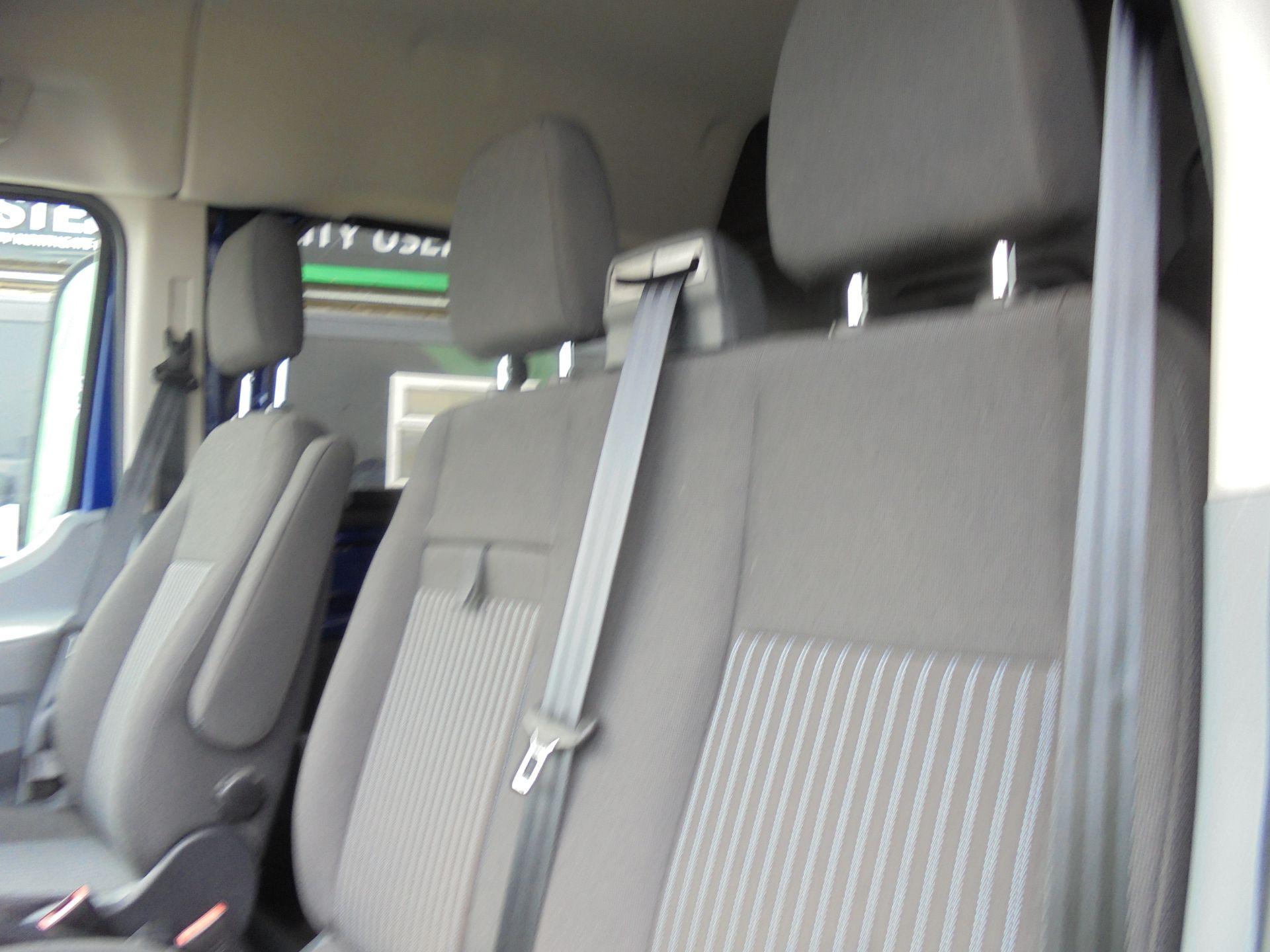 2018 Ford Transit 2.0 Tdci 130Ps H2 D/Cab Van Air/con (WU68PJX) Image 24