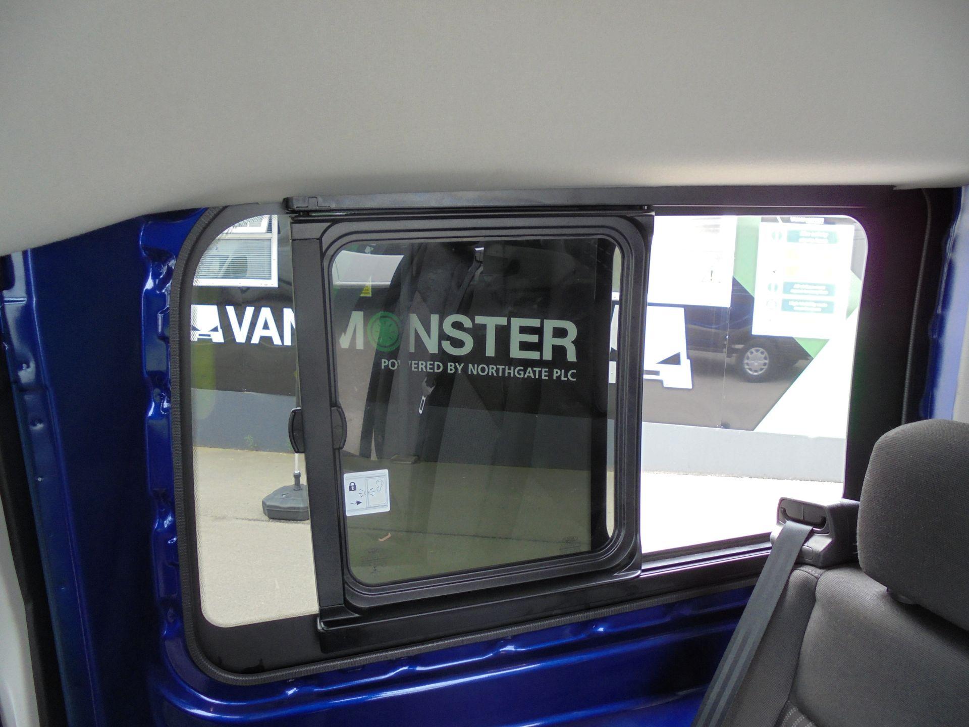 2018 Ford Transit 2.0 Tdci 130Ps H2 D/Cab Van Air/con (WU68PJX) Image 29