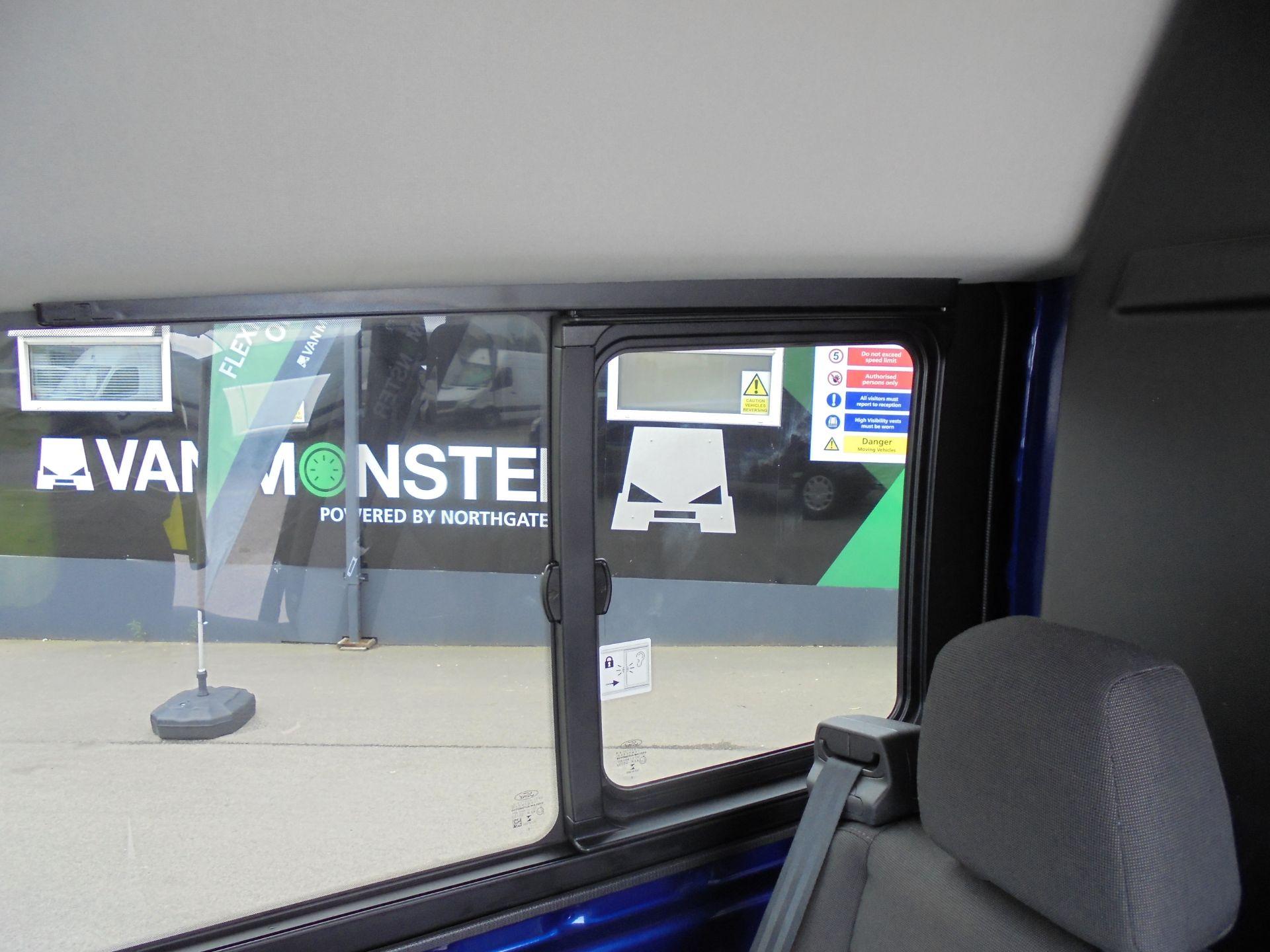 2018 Ford Transit 2.0 Tdci 130Ps H2 D/Cab Van Air/con (WU68PJX) Image 28