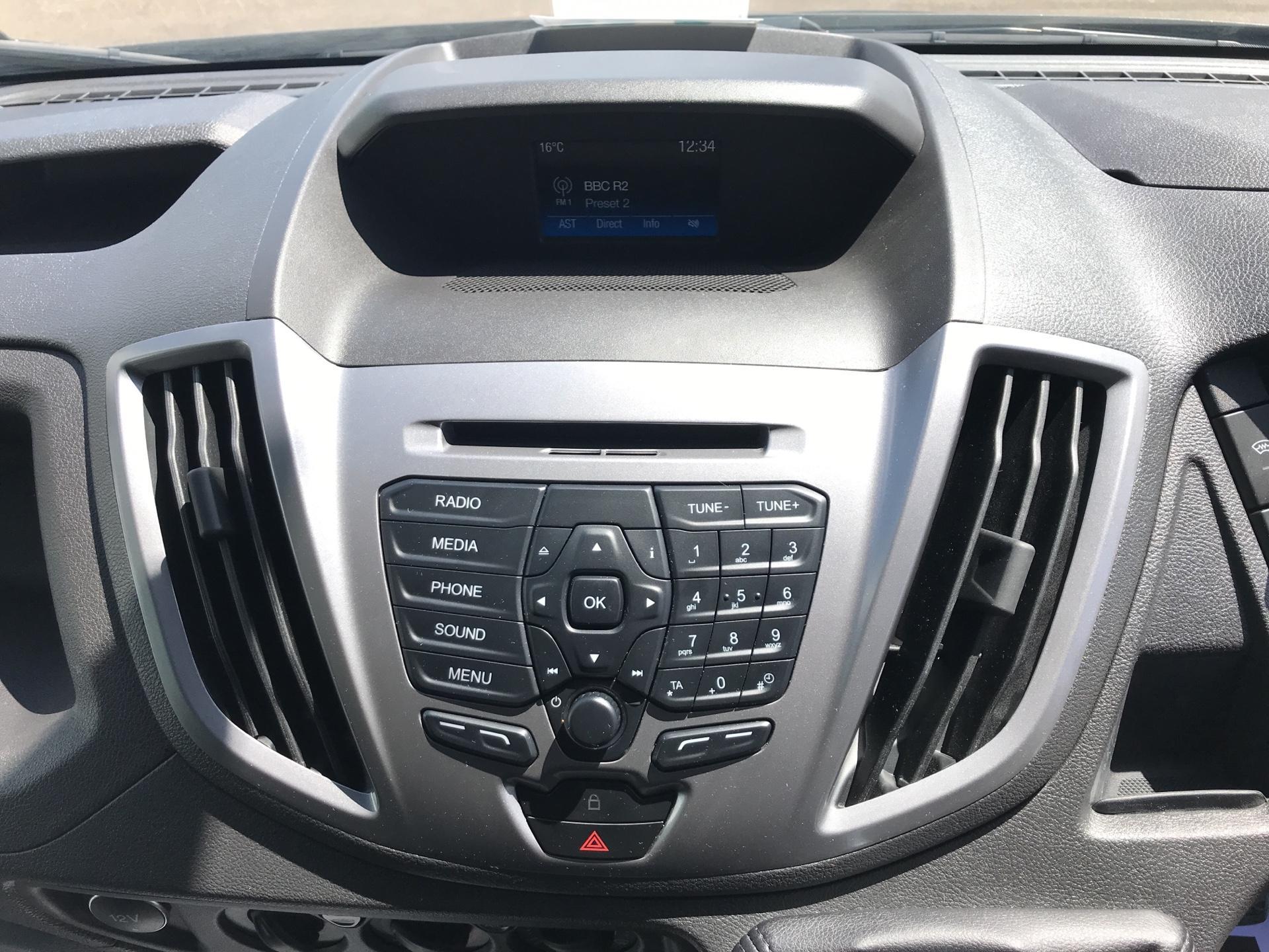 2018 Ford Transit 2.0 Tdci 130Ps H2 D/Cab Crew Van Euro 6 (WU68PXA) Image 10