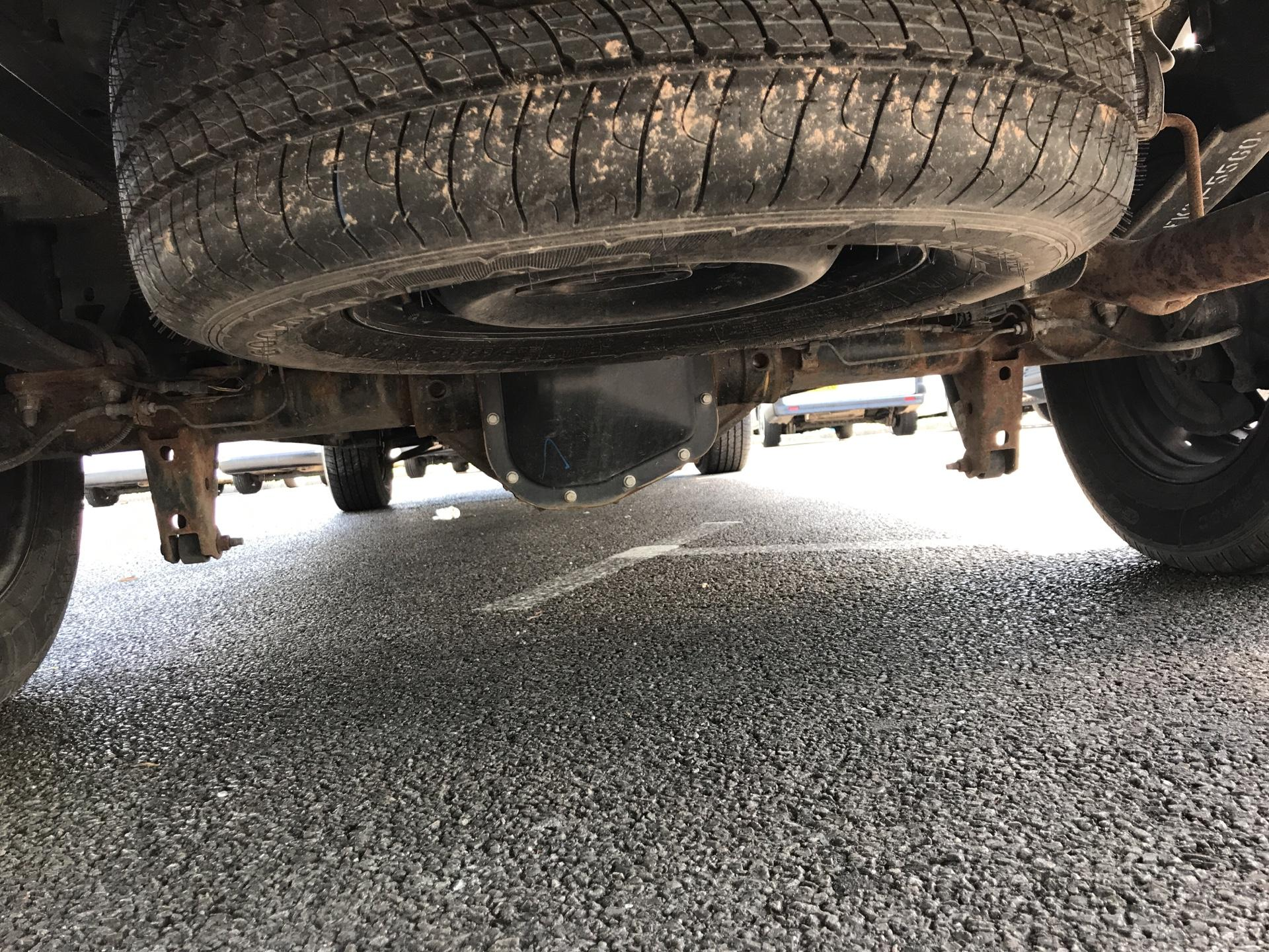 2018 Ford Transit 2.0 Tdci 130Ps H2 D/Cab Crew Van Euro 6 (WU68PXA) Image 26