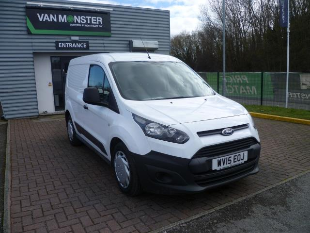 2015 Ford Transit Connect 1.6 Tdci 75Ps Van (WV15EOJ)