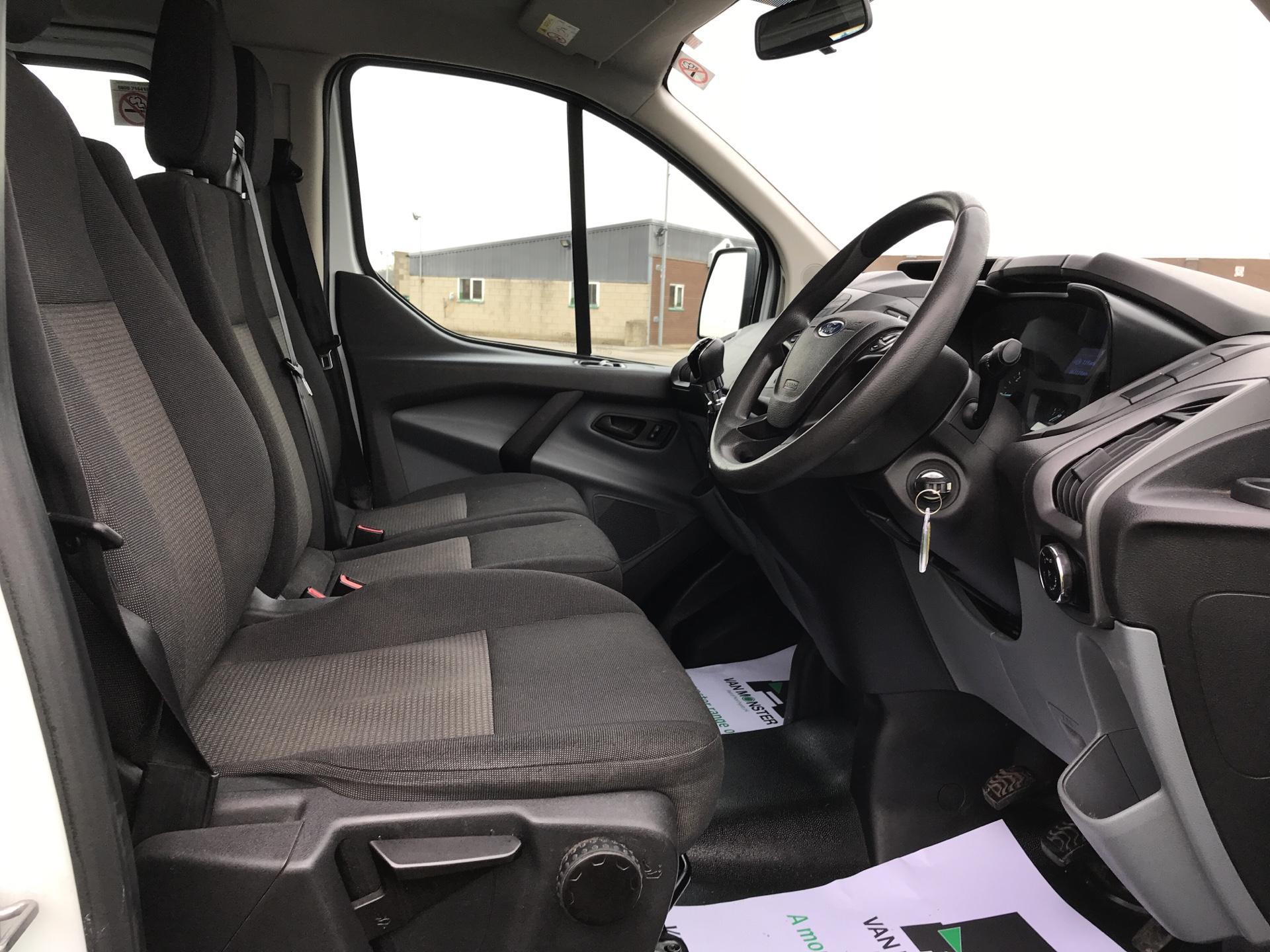 2015 Ford Transit Custom 310 L2 DIESEL FWD 2.2 TDCI 125PS LOW ROOF KOMBI VAN EURO 5 VAT INC (WV15JNJ) Image 9