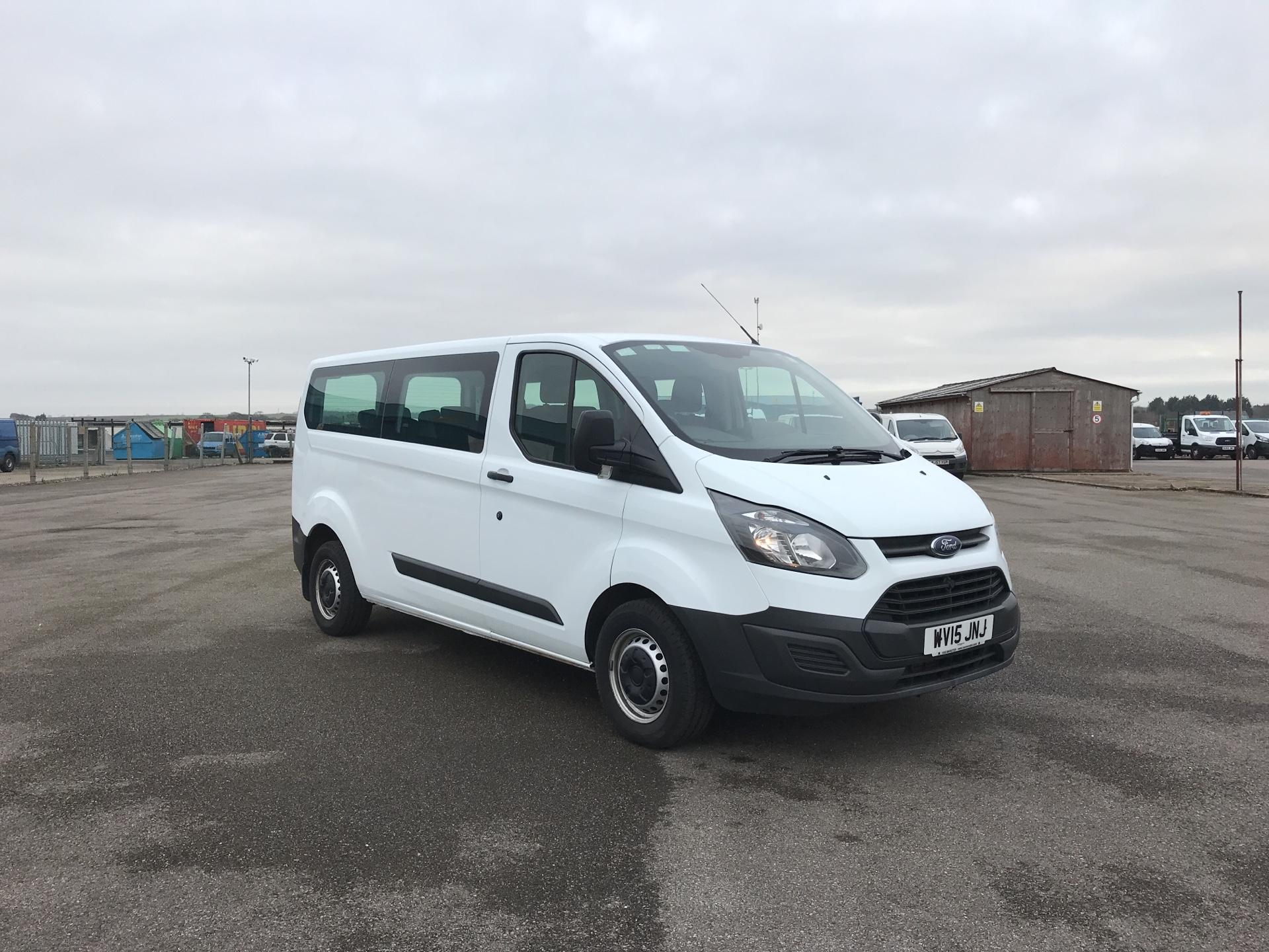 2015 Ford Transit Custom 310 L2 DIESEL FWD 2.2 TDCI 125PS LOW ROOF KOMBI VAN EURO 5 VAT INC (WV15JNJ)