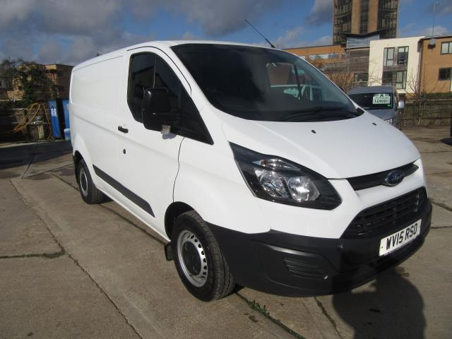 2015 Ford Transit Custom 290 L1 DIESEL FWD 2.2  TDCI 100PS LOW ROOF VAN EURO 5 (WV15RSO)