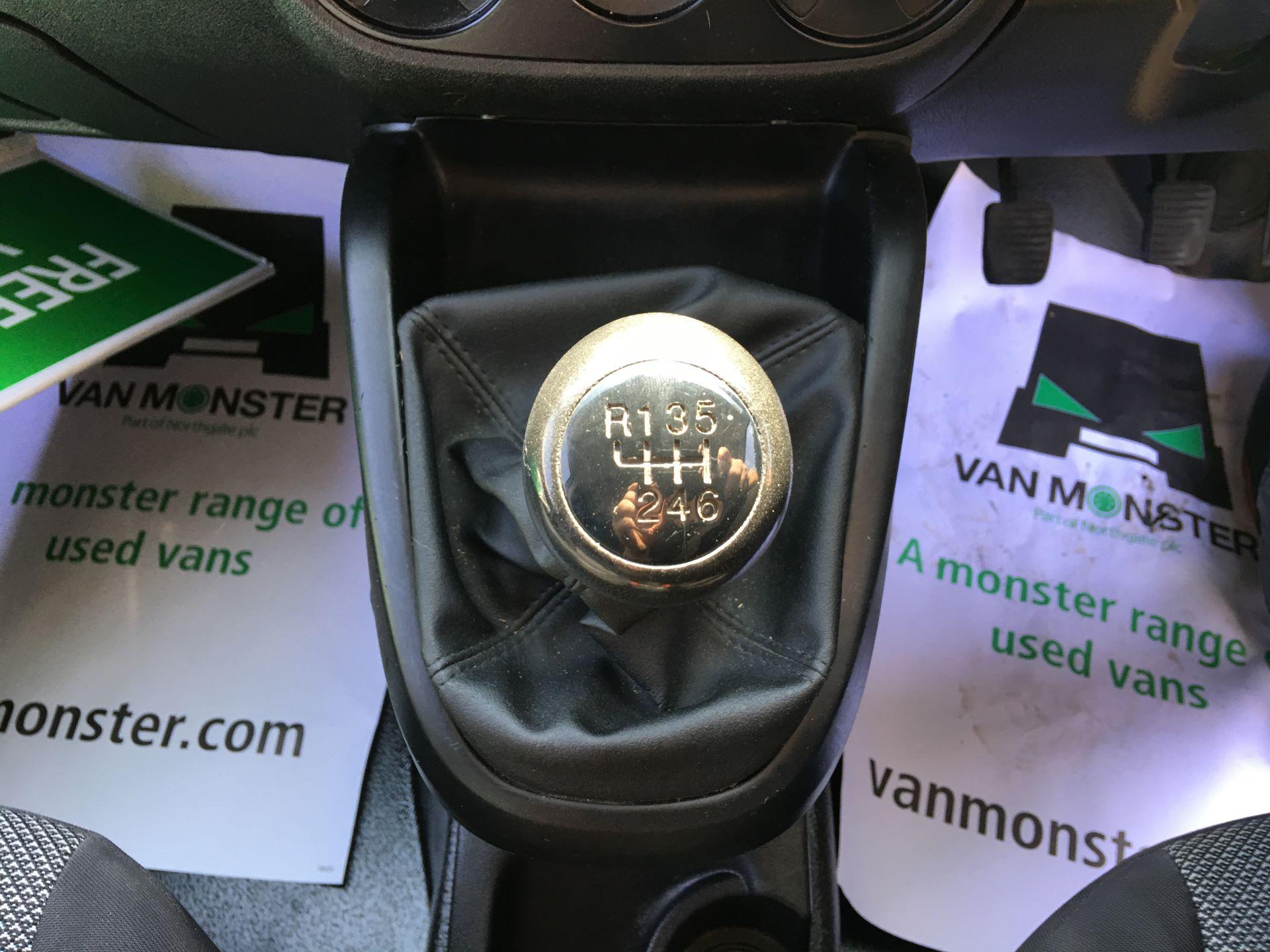 2015 Fiat Doblo CARGO MAXI DIESEL 1.6 MULTIJET 16V START/STOP EURO 5 (WV15XYO) Image 4