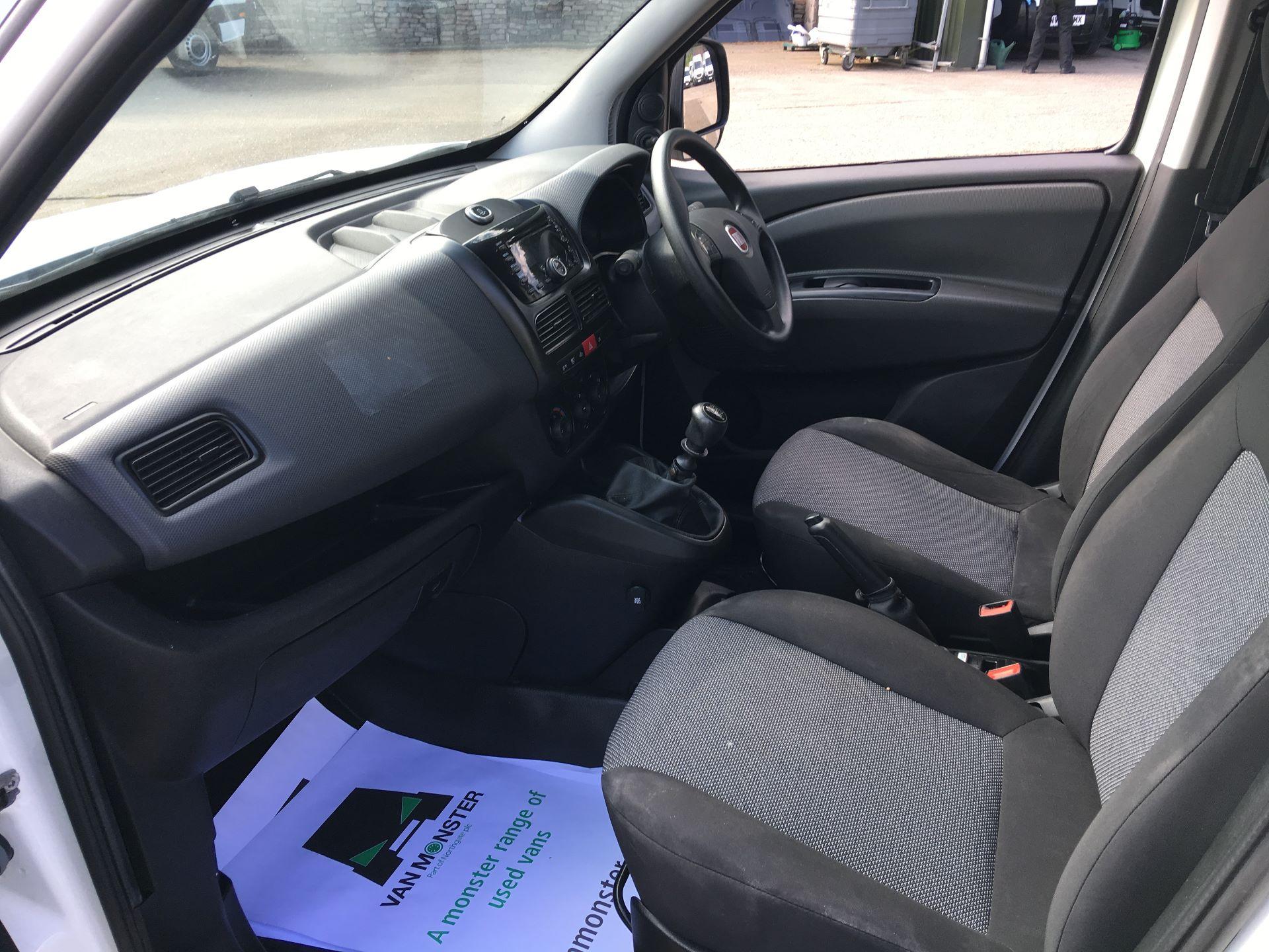 2015 Fiat Doblo CARGO MAXI DIESEL 1.6 MULTIJET 16V START/STOP EURO 5 (WV15XZE) Image 14