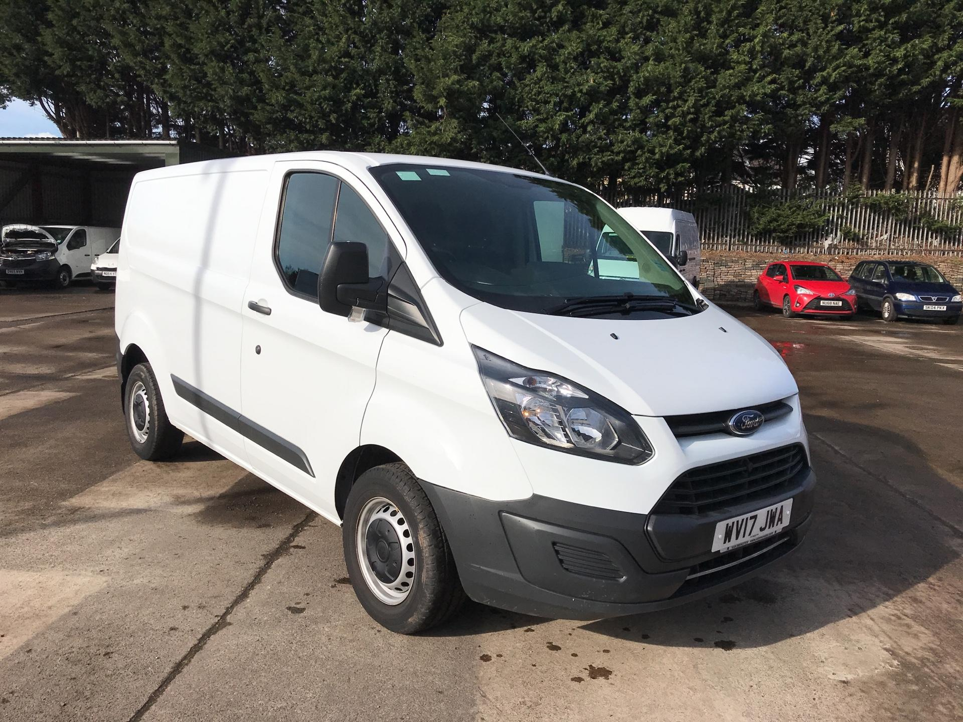 2017 Ford Transit Custom 290 L1 DIESEL FWD 2.0 TDCI 105PS LOW ROOF VAN EURO 6 (WV17JWA)