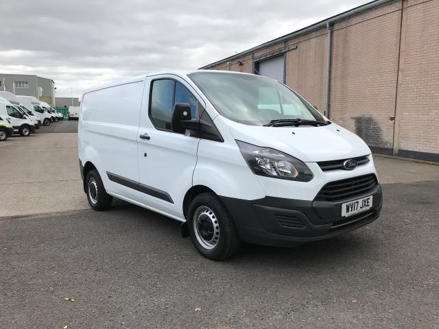 2017 Ford Transit Custom  290 L1 DIESEL FWD 2.0TDCI 105PS LOW ROOF EURO 6 (WV17JXE)