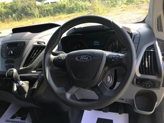 2017 Ford Transit Custom  290 L1 DIESEL FWD 2.0 TDCI 105PS LOW ROOF VAN EURO 6 (WV17JXK) Image 28