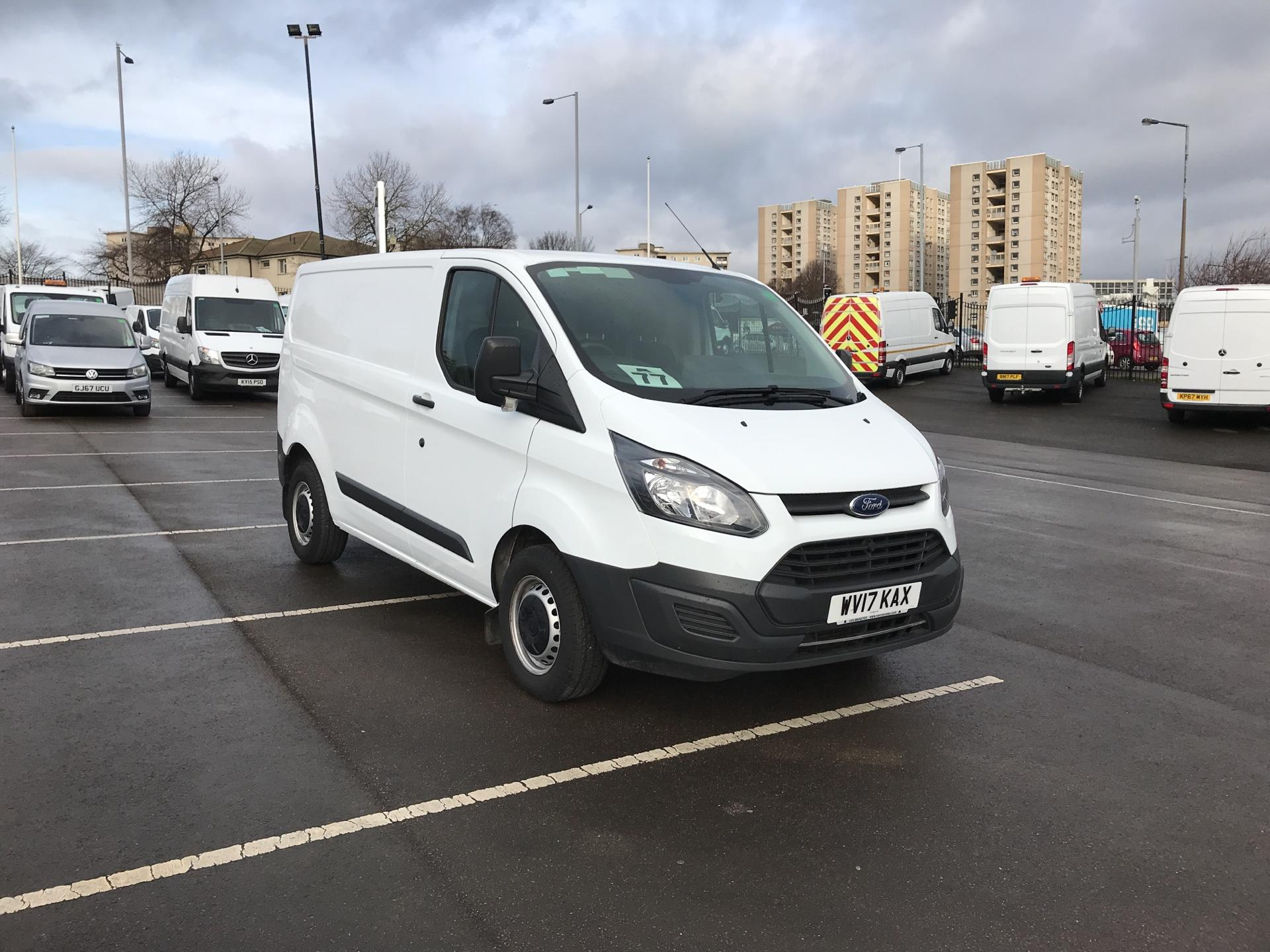 2017 Ford Transit Custom 2.0 TDCI L1 H1 VAN Euro 6  (WV17KAX)