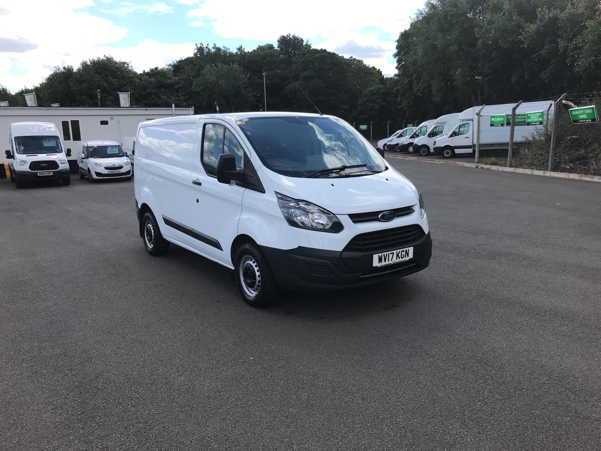 2017 Ford Transit Custom  290 L1 DIESEL FWD 2.0 TDCI 105PS LOW ROOF VAN EURO 6 (WV17KGN)