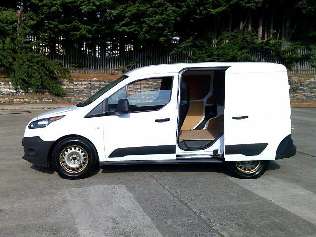 2017 Ford Transit Connect 200 1.5 Tdci 75Ps Van (WV17LSX) Image 20