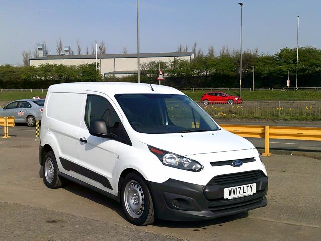 2017 Ford Transit Connect 200 L1 Diesel 1.5 TDCi 75PS Van EURO 6 (WV17LTY)