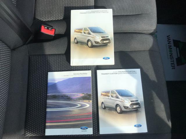 2018 Ford Transit Custom 2.0 Tdci 105Ps Low Roof Van Euro 6 (WV18EDC) Image 36