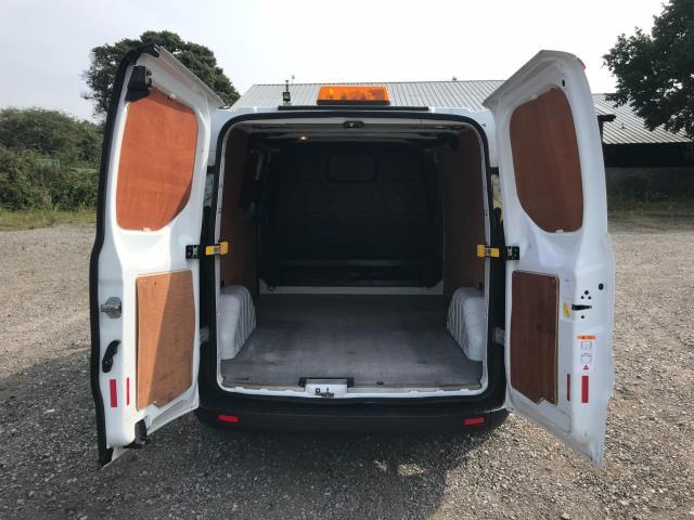 2018 Ford Transit Custom 2.0 Tdci 105Ps Low Roof Van Euro 6 (WV18EDC) Image 11