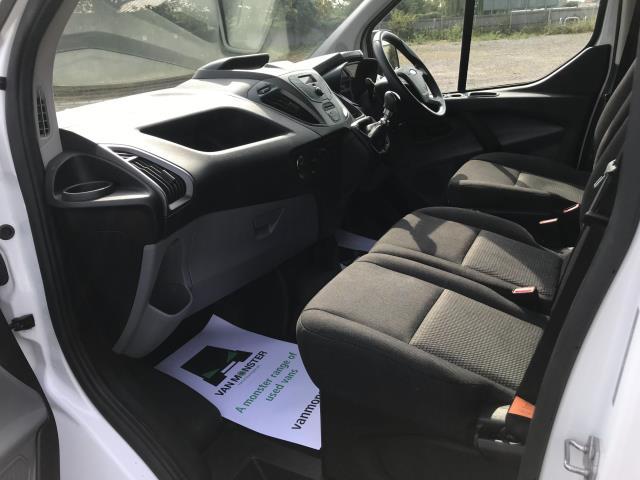 2018 Ford Transit Custom 2.0 Tdci 105Ps Low Roof Van Euro 6 (WV18EDC) Image 22