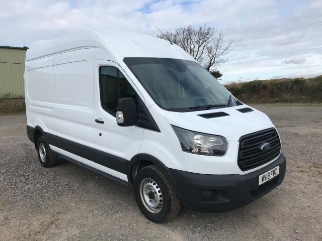 2018 Ford Transit L3 H3 VAN 130PS EURO 6 (WV18FWC)
