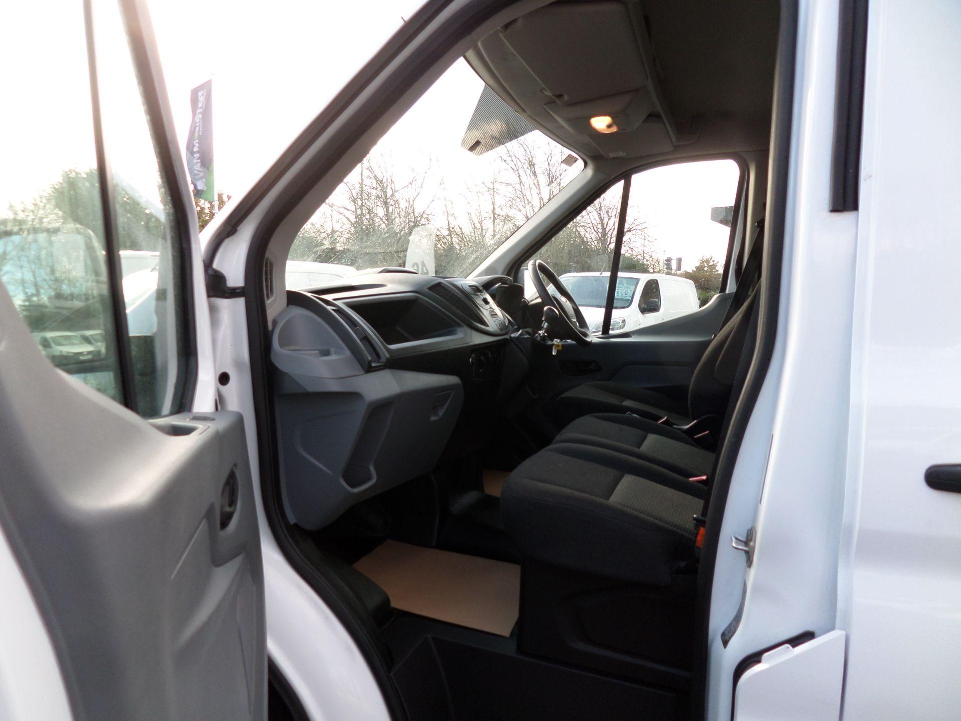 2018 Ford Transit 2.0 Tdci 130Ps H3 Van Euro 6 (WV18JXH) Image 8