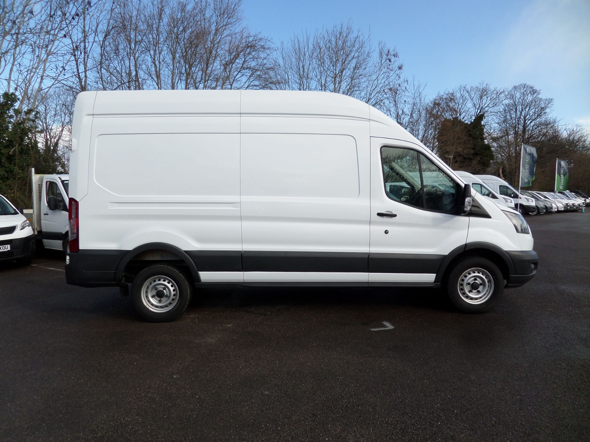 2018 Ford Transit 2.0 Tdci 130Ps H3 Van Euro 6 (WV18JXH) Image 2