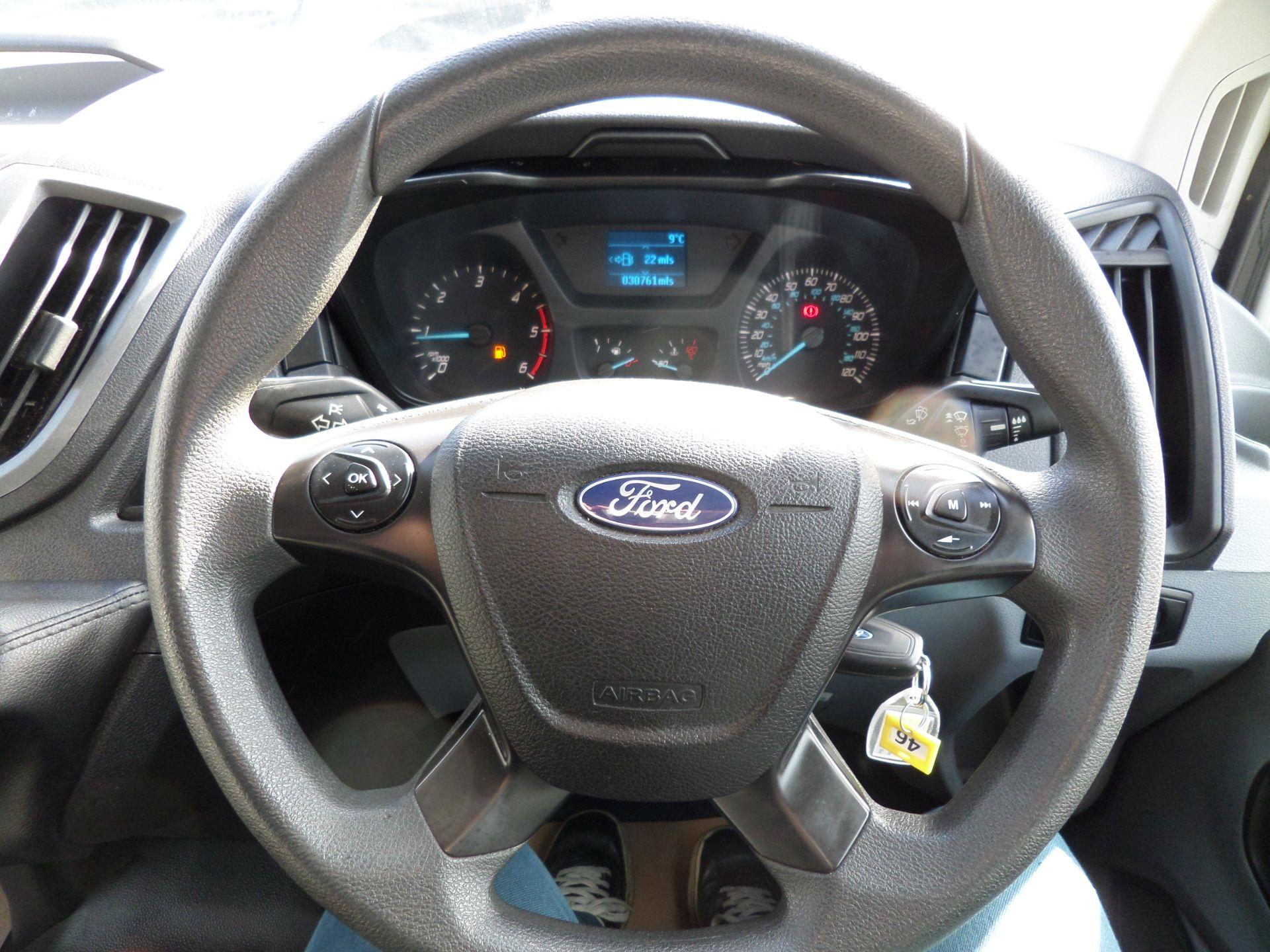 2018 Ford Transit 2.0 Tdci 130Ps H3 Van Euro 6 (WV18JXH) Image 14