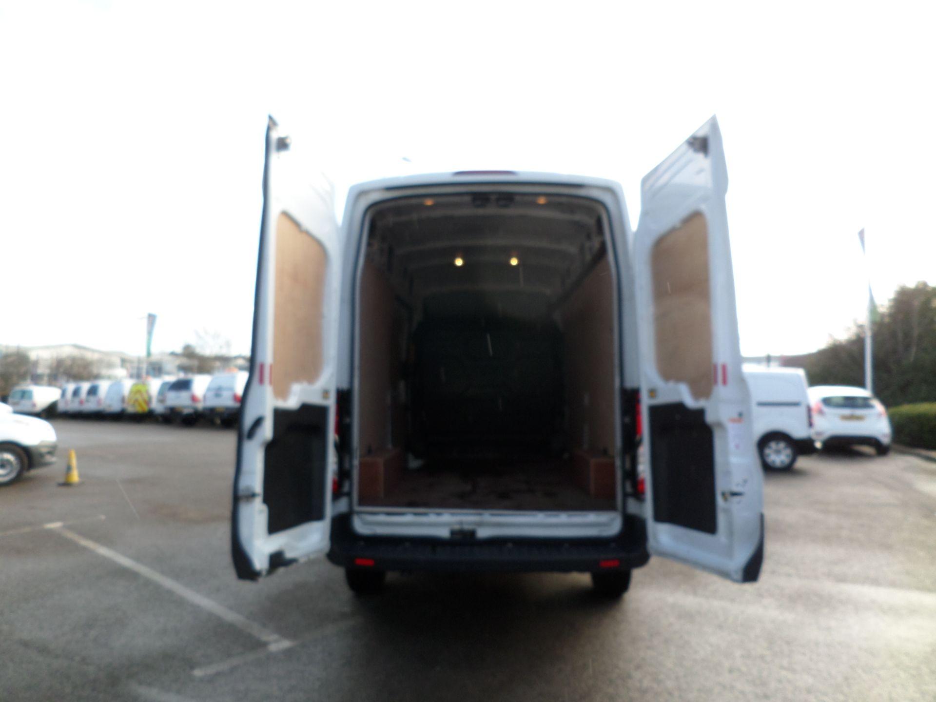 2018 Ford Transit 2.0 Tdci 130Ps H3 Van Euro 6 (WV18JXH) Image 4
