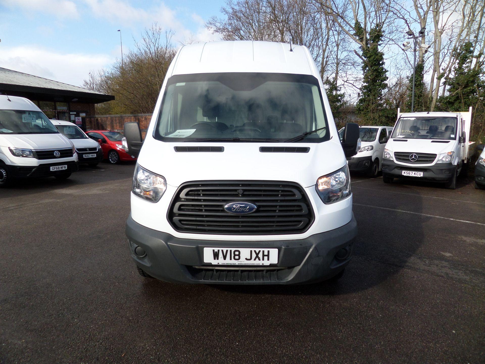 2018 Ford Transit 2.0 Tdci 130Ps H3 Van Euro 6 (WV18JXH) Image 10