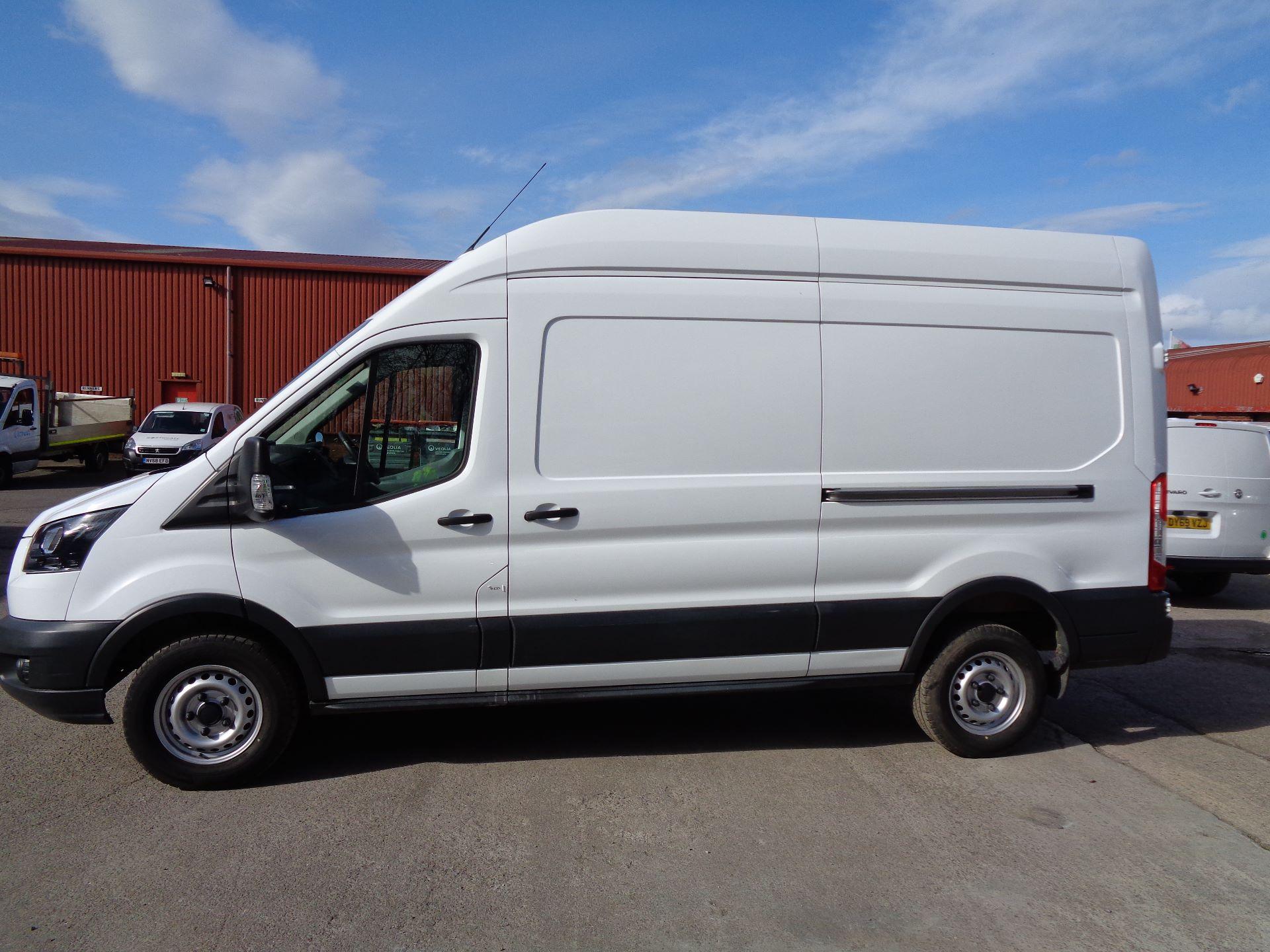 2018 Ford Transit L3 H3 VAN 130PS EURO 6 (WV18JYA) Image 10