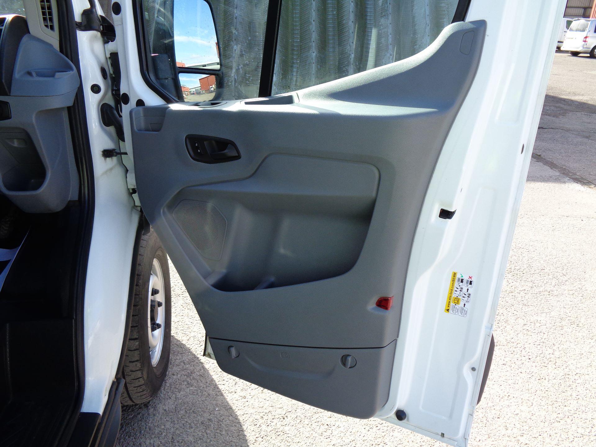 2018 Ford Transit L3 H3 VAN 130PS EURO 6 (WV18JYA) Image 15