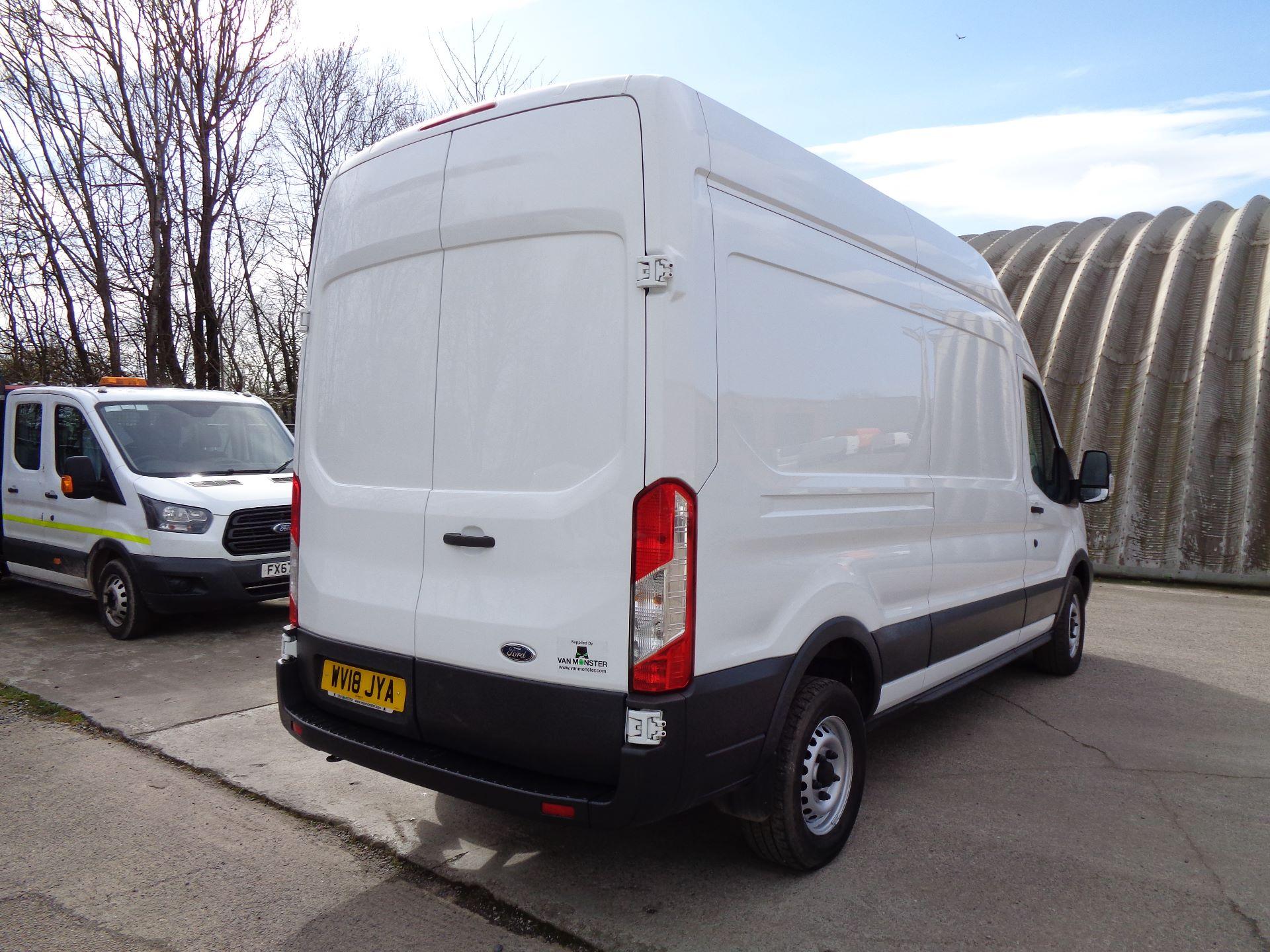 2018 Ford Transit L3 H3 VAN 130PS EURO 6 (WV18JYA) Image 5