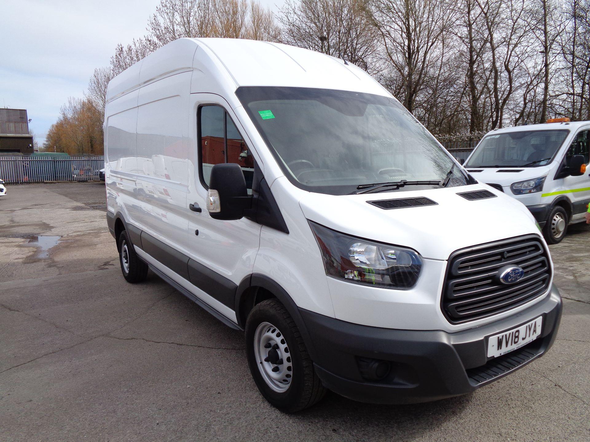 2018 Ford Transit L3 H3 VAN 130PS EURO 6 (WV18JYA)