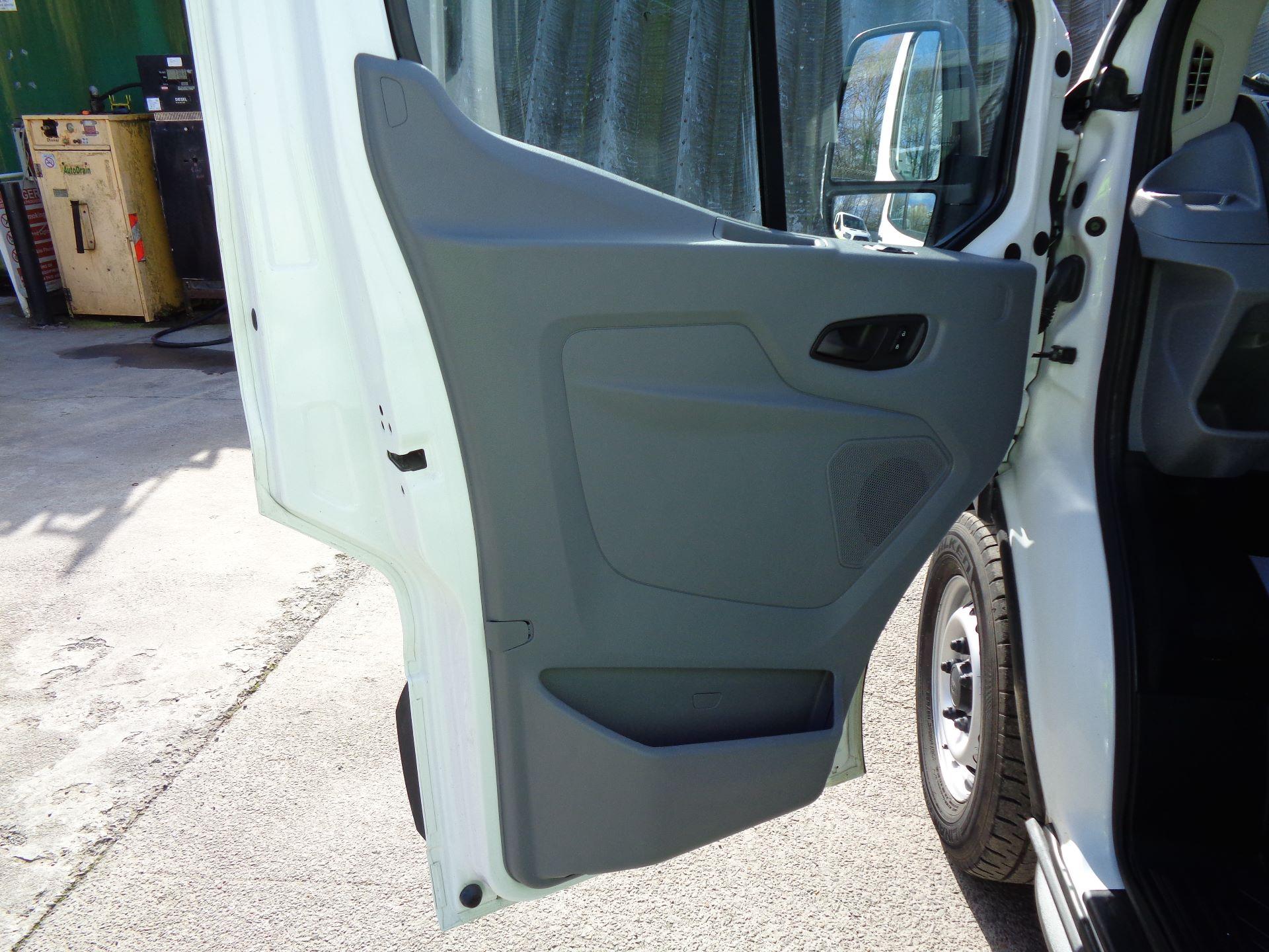 2018 Ford Transit L3 H3 VAN 130PS EURO 6 (WV18JYA) Image 13