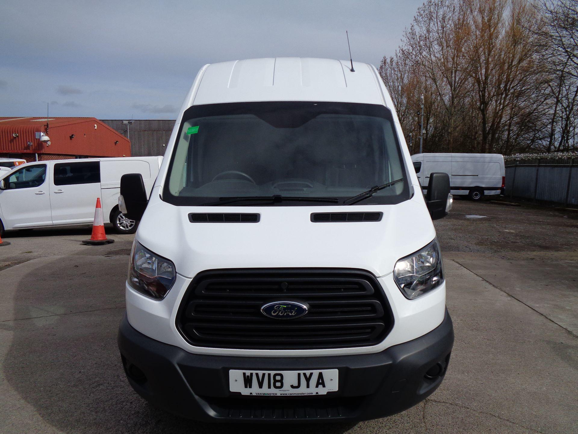 2018 Ford Transit L3 H3 VAN 130PS EURO 6 (WV18JYA) Image 3