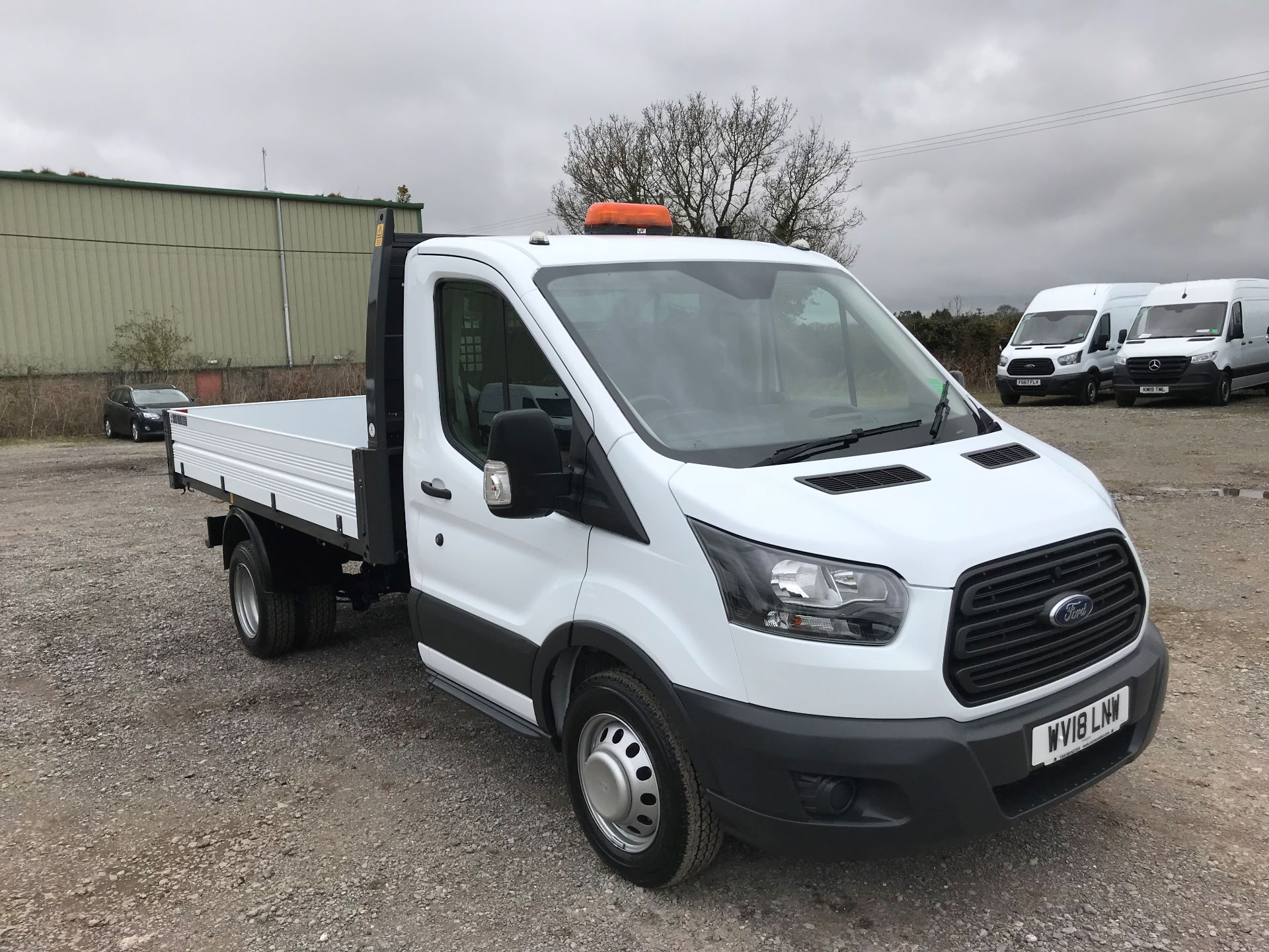 2018 Ford Transit 2.0 Tdci 130Ps 'One Stop' Tipper [1 Way] Euro 6 (WV18LNW)