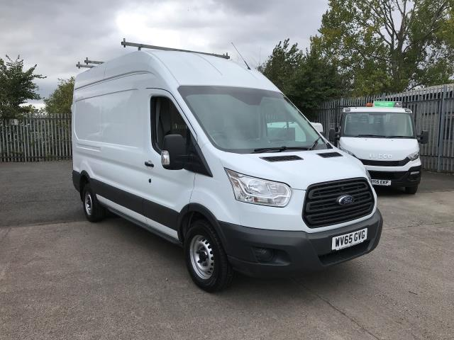 2015 Ford Transit  T350 L3 H3 125PS EURO 5 (WV65GVG)