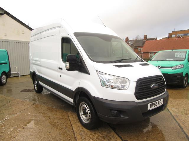 2015 Ford Transit  350 L3 H3 VAN 125PS EURO 5 VALUE RANGE CONDITION REFLECTED IN PRICE (WV65KFJ)