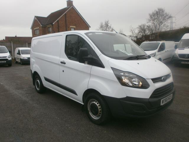 2015 Ford Transit Custom L1 SWB 2.2 Tdci 100Ps Low Roof Van EURO 5 (WV65KGA)